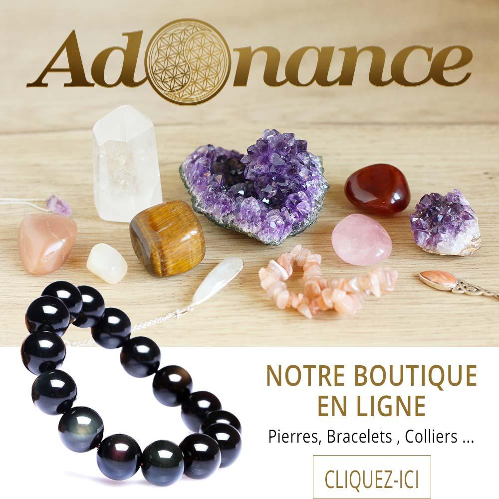 Adonance - Boutique de vente en ligne de produits et objets énergétiques