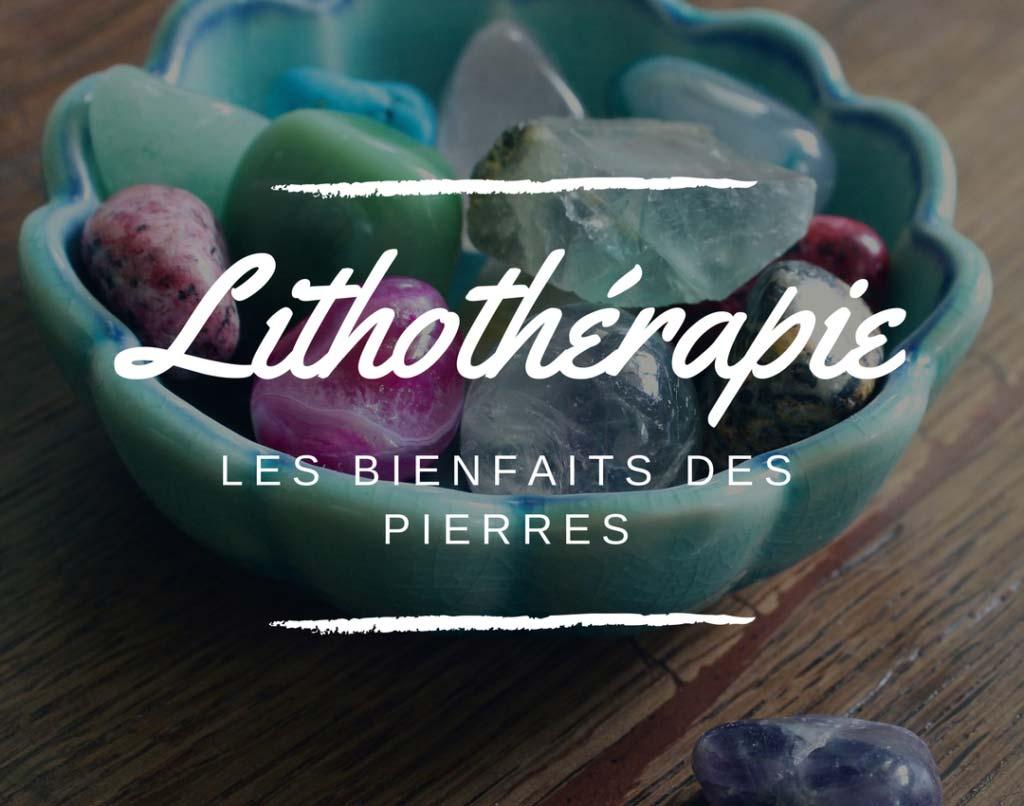 Lithothérapie julie Cachart